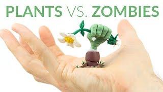 Bitkiler vs Zombiler – Polimer Kil Öğretici