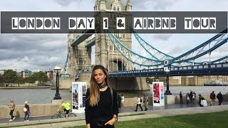 Gambar cover LONDON DAY 1 + AIRBNB TOUR | TRAVELING
