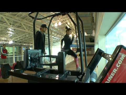 Skeleton Training with Mellisa Hollingsworth
