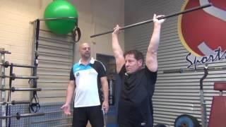 HNA-Serie: Olympische Sportarten im Test: Gewichtheben