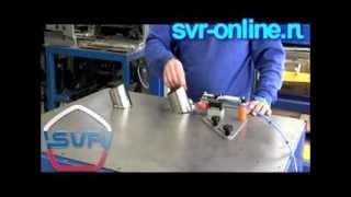 Станок для производства сегментных отводов Beading Elbow(