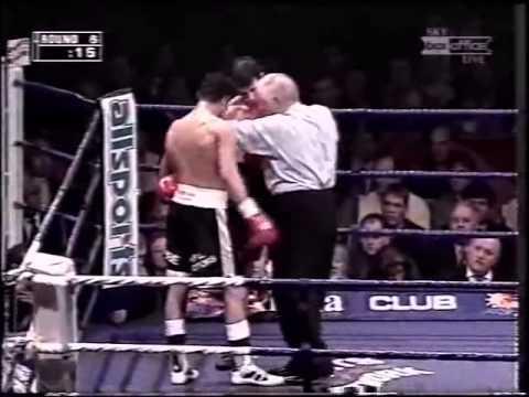 Joe Calzaghe vs Robin Reid 1999 02 13