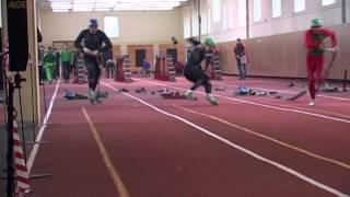 Клип о команде по пожарно спасательному спорту Минского областного управления МЧС