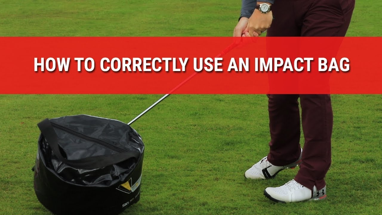 HOW TO CORRECTLY USE AN IMPACT BAG