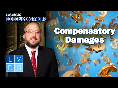 """""""Compensatory damages"""" in a Nevada personal injury case"""