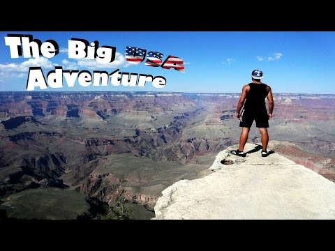 The Big US Adventure