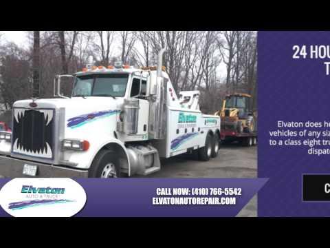 Elvaton Auto & Truck Service | Repair & Service in Pasadena