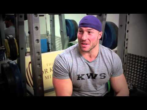 Richard Gozdecki | Natural Bodybuilder | WNBF World Champion | Interview about supplements