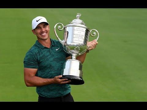 Brooks Koepka 2018 PGA Championship complete final round