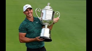 Brooks Koepka | Complete Historic Final Round of the 2018 PGA Championship