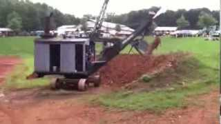 Steam Shovel Vintage Construction Equipment