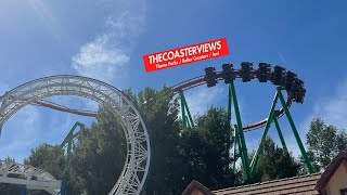 Tatsu (HD POV) On-Ride Six Flag