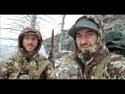 Hunting In BC. 2019 Goat Hunt