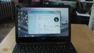 Acer Aspire One  722-0473 Review