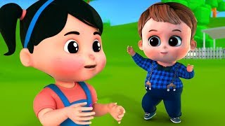 Open Shut Them | Preschool Rhymes For Kids | Videos For Children by Farmees