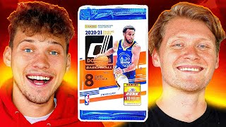 IRL 'Pack and Rebuild' With Jesser! NBA 2K21