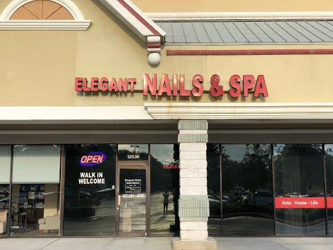 Elegant Nail & Spa - Orlando, FL 32828