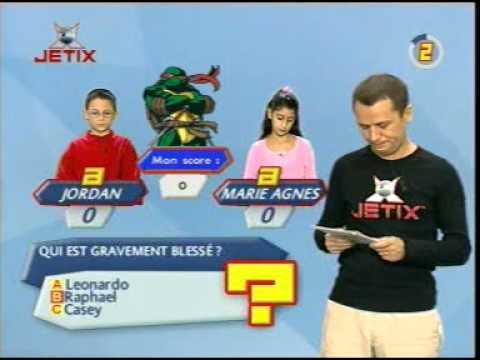 Jetix Quizz - Canalsat