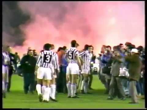 Juventus - Barcelona. EC-1985/86 (1-1)