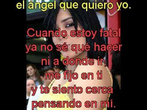 Yuridia Angel con letra