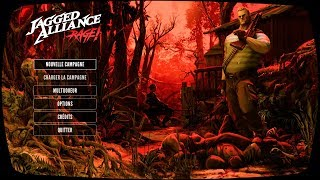 Jagged Alliance: Rage! [FR] * Live #1 * Le TpT stratégie de sa génération !  Totale réussite !