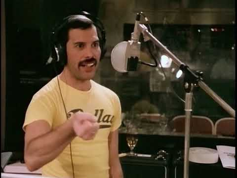 Queen - One Vision (Making Of) (High Quality)