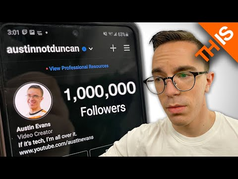 The Cost of 1 Million Followers.