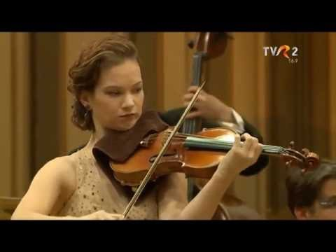 Hilary Hahn - Mozart Violin Concerto No. 3 (New Cadenzas)