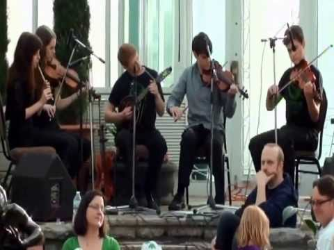 The Center for Irish Music Advanced Student Ensemble Perform at Como Conservatory