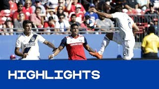 HIGHLIGHTS | FC Dallas - LA Galaxy