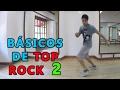 Tutorial De Break Dance | Top Rock 2: Kick Side, Kick Front Y Salsa Rock || Dance On Fire 👟🔥