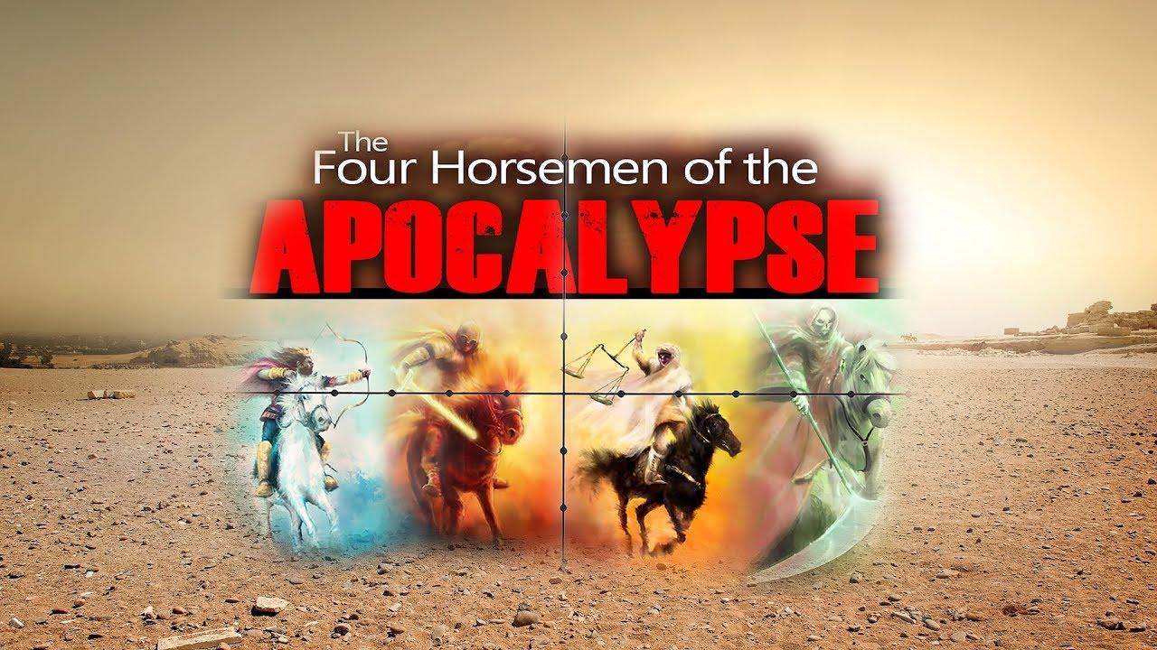 The Four Horsemen of the Apocalypse - Yahweh's Restoration