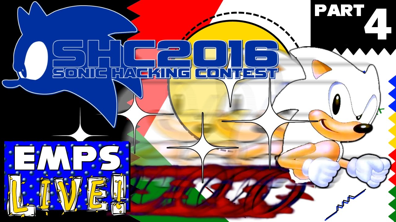 Sonic Hacking Contest 2016