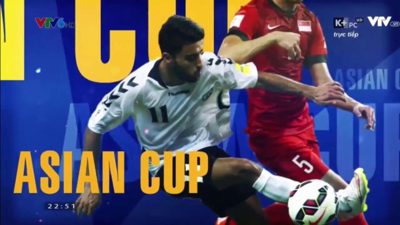 Afghanistan vs Việt Nam | Bình luận giữa và sau trận đấu | Vòng loại Asian Cup 2019