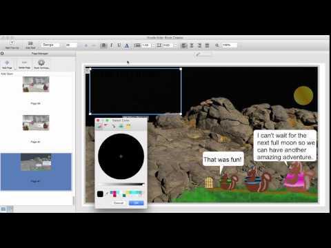 iBooks Author - Previsualizar el iBook - YouTube