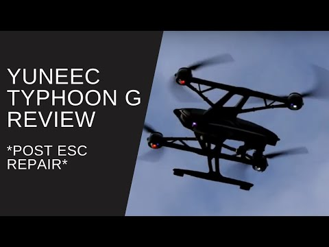 Yuneec Typhoon G Review -  2019 - 7 | TD Drones Reviews Episode 3