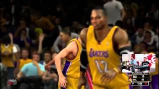 Estamos probando: NBA 2K13