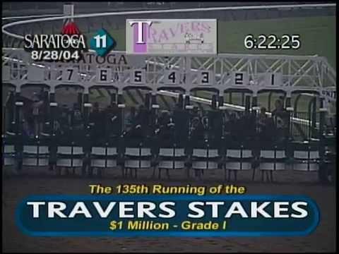 Birdstone - 2004 Travers Stakes