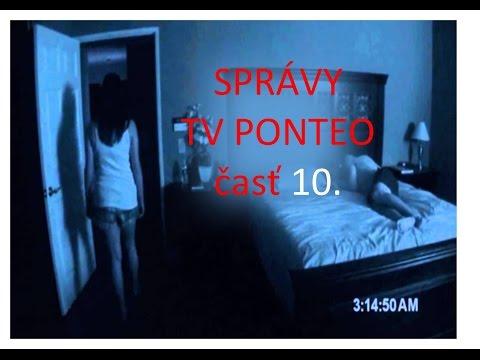 PONTEO TV - Part 10, Real Paranormal Activity Full HD, Accommodation in Bratislava