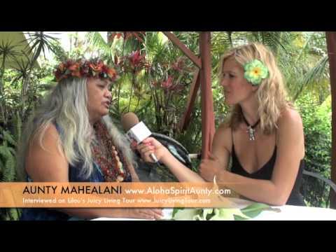 Ho'oponopono & Aloha Spirit - AUNTY MAHEALANI