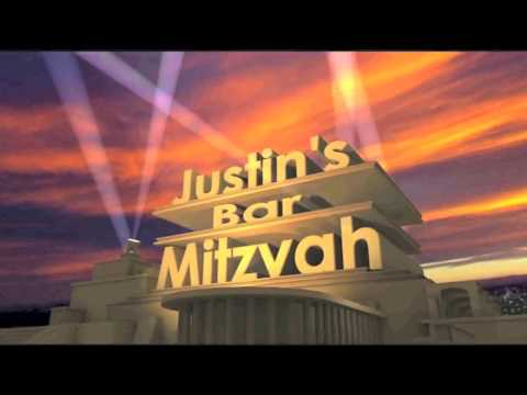 Justin's Bar Mitzvah - Save The Date Trailer