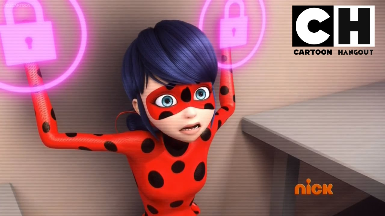 Attractive Cartoon Hangout | Miraculous Ladybug Episode 7 Review   YouTube
