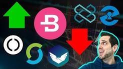 📈 Bytecoin $BCN 20X?!? $40 Billion Pump! Free Crypto: $OCN $SPOT | Old Rich Dudes Hate $BTC 😂