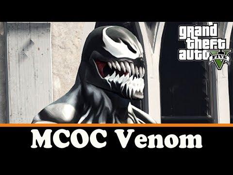 MCOC Venom [Retexture] 1.0