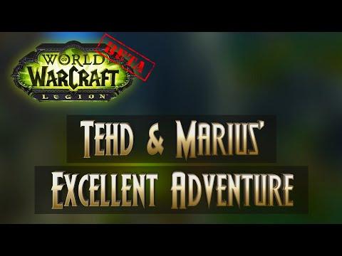 Tehd & Marius' Excellent Adventure