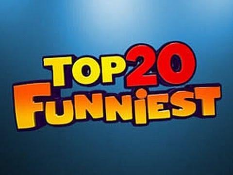 Top 20 Funniest: Errores Tontos
