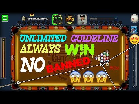 8 Ball Pool V-3.12.3 UNLIMITED GUIDELINE (NO ROOT) || INDONESIA ||
