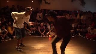 "GOMEX vs KONAMI best4 at ""PATHOS"" ~EP1~ Lockin Solo Battle Jam&Party"