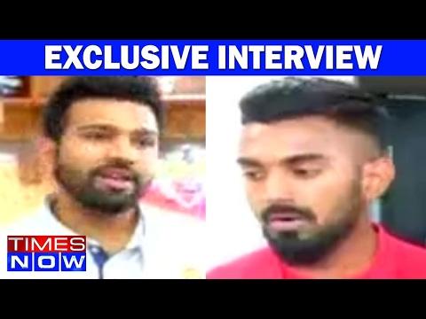 Rohit Sharma And K L Rahul Speak On Series Against Australia | Exclusive