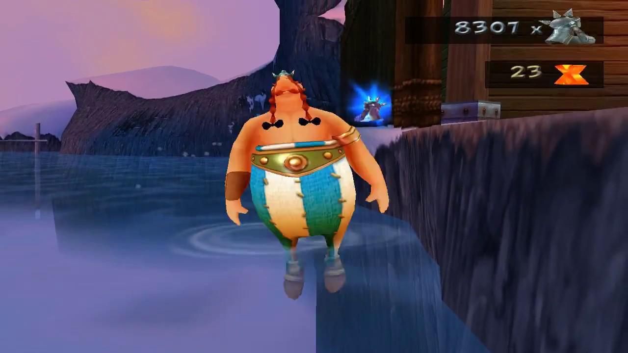 Download Asterix & Obelix XXL - Walkthrough - Part 2
